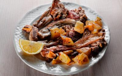 Il menu di Pasqua del Giardino Romano, a casa vostra!