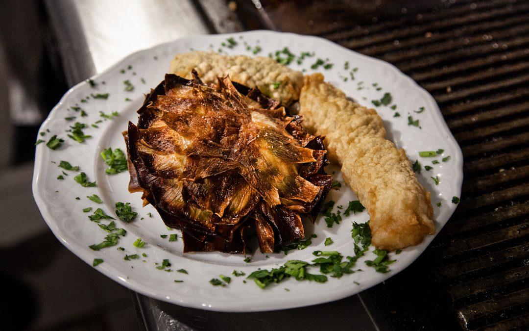 Cucina giudaico-romanesca: origini e piatti tipici